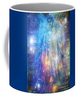 Angelic Being Coffee Mug by Leanne Seymour