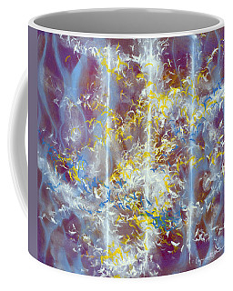 Angels At The Throne Of God Coffee Mug