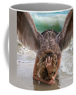 Angels- Be A Light To Those In Darkness Coffee Mug
