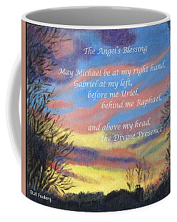 Angel's Blessing Coffee Mug