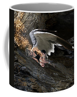 Angels- Call On The Name Of Jesus And Stand Still Coffee Mug