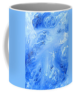Angels In The Sky Iv Coffee Mug by Kume Bryant