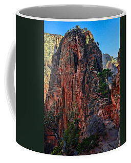 Angel's Landing Coffee Mug