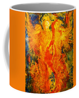 Angels Of Passion Coffee Mug