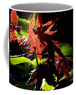 Coffee Mug featuring the photograph Angels Or Dragons by Martin Howard