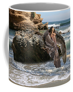 Angels- Shhh Stand Still And Be Quiet Coffee Mug