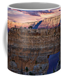 Coffee Mug featuring the photograph Angels Window by Lana Trussell