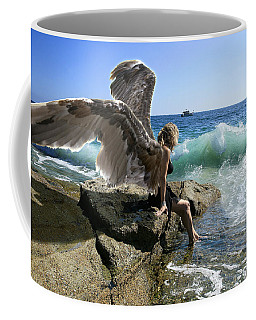 Angels- Yes I'm With You Coffee Mug