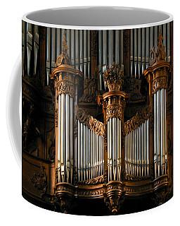 Angers Cathedral Organ Coffee Mug