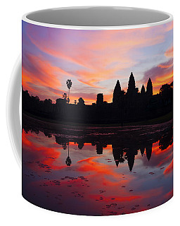 Angkor Wat Sunrise Coffee Mug