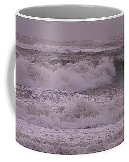 Coffee Mug featuring the photograph Angry by Greg Graham