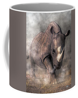 Angry Rhino Coffee Mug