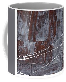 Angst I Coffee Mug by Paul Davenport