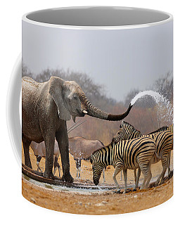 Animal Humour Coffee Mug