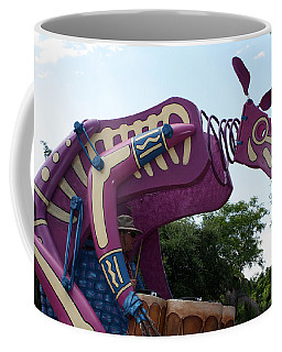 Animal Kingdom Kangaroo Coffee Mug by David Nicholls