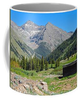 Animas Forks Jail Coffee Mug