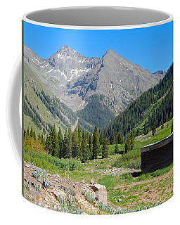 Animas Forks Jail Coffee Mug