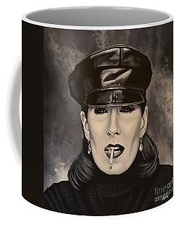Anjelica Huston Coffee Mug
