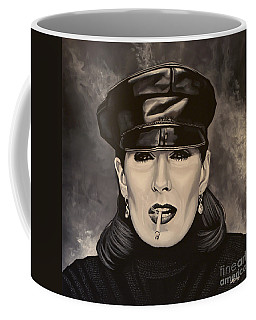 Anjelica Huston Coffee Mug