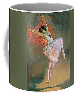 Anna Pavlova, 1910 Coffee Mug