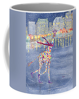 Annabelle On Ice Coffee Mug