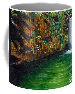 Annadale Waterfall Coffee Mug