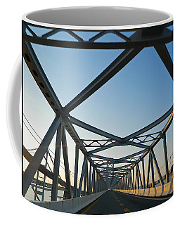 Annapolis Bay Bridge At Sunrise Coffee Mug