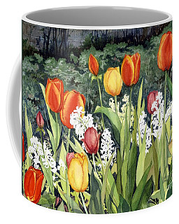 Ann's Tulips Coffee Mug