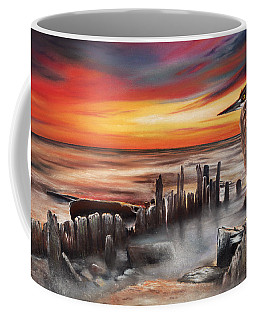 Another Bloody Sunset Coffee Mug
