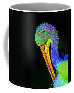 Another Pelican Partygoer Coffee Mug