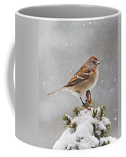 Another Snowy Morning Coffee Mug