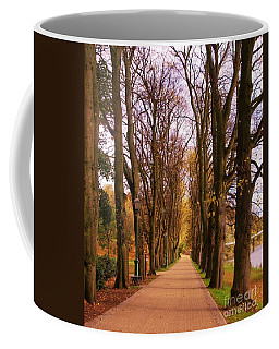 Another View Of The Avenue Of Limes Coffee Mug