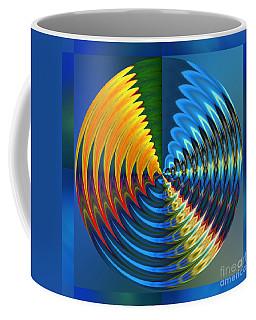 Another Wheel Of Life Coffee Mug