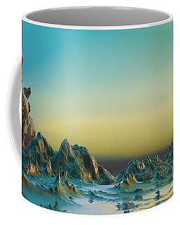 Ante Somnum - Surrealism Coffee Mug