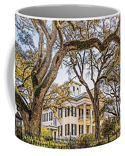 Antebellum Mansion Coffee Mug