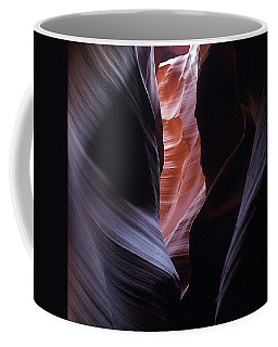 Coffee Mug featuring the photograph Antelope Canyon 5 by Jeff Brunton