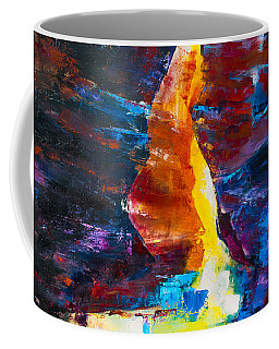 Antelope Canyon Light Coffee Mug