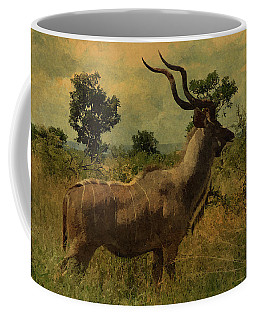 Coffee Mug featuring the photograph Antelope by Ericamaxine Price