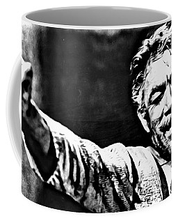 Anthony Quinn As Zorba Coffee Mug