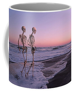 Anthropology Shared Similarities  Coffee Mug
