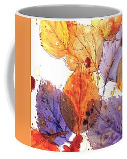 Anticipating Autumn Coffee Mug