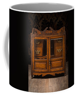 Antique Cabinet Coffee Mug