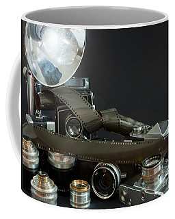 Antique Cameras Coffee Mug