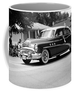 Antique Car Parade Coffee Mug