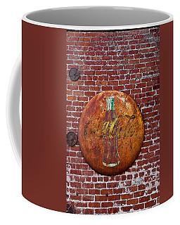 Antique Coke Sign 2 Coffee Mug