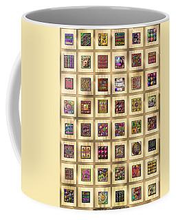 Antique Digitalia  Coffee Mug