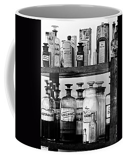 Antique Pharmacy Coffee Mug