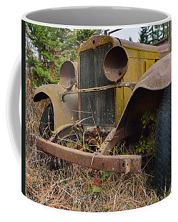 Antique Pickup Truck Coffee Mug