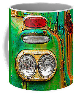 Antique Truck Lights Coffee Mug