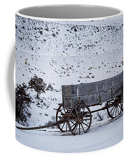 Antique Wagon Coffee Mug